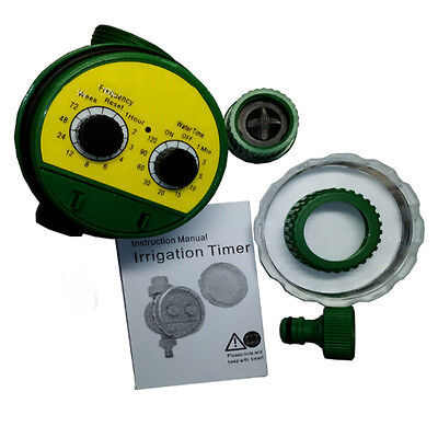 Automatic Electronic Watering Irrigation System Tool Water Timer Garden Plant Bm