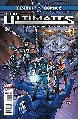TIMELY COMICS ULTIMATES #1 (Marvel 2016 1st Print) COMIC