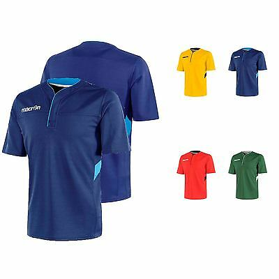 RUGBY SHIRT LAVA - MACRON - Sizes from 3XS to 5XL