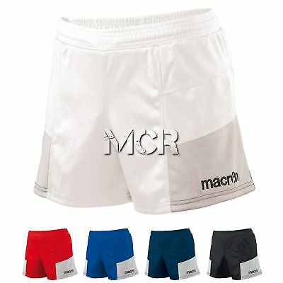 RUGBY SHORTS DUNSTAN - MACRON - Sizes from 3XS to 5XL