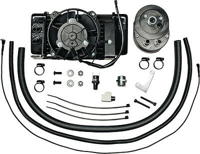 Jagg Lowmount Oil Cooler System (Fan-Assisted)