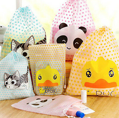 Travel Pouch Waterproof Makeup Cosmetic Bag Storage Fashion Toiletry Organizer