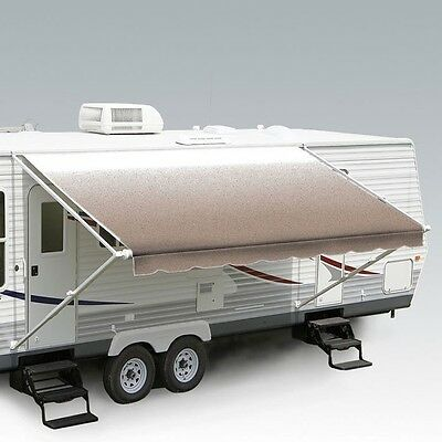 "RV Camper Trailer Carefree of Colorado Travel'r 12' 6"" Awning Canopy Fabric"