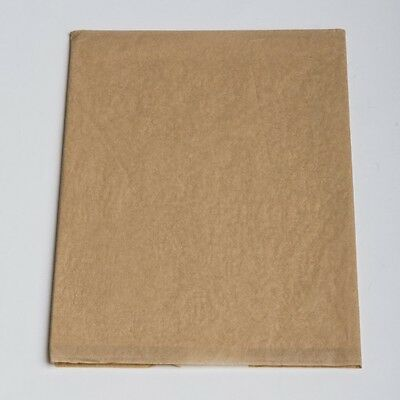 """TISSUE PAPER KRAFT 20"""" x 30"""" 480 Sheets 1 Ream Quality Premium Wraping Packing"""