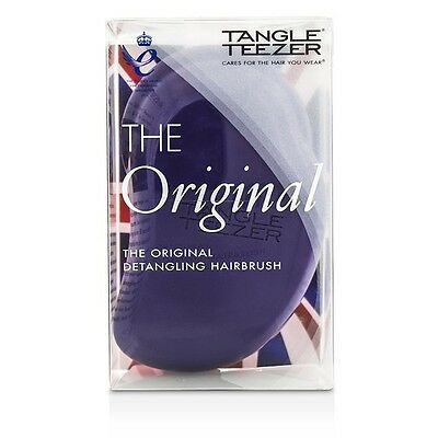Tangle Teezer The Original Detangling Hair Brush - # Plum Delicious (For Wet 1pc