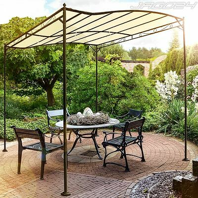 Garden Gazebo Pavilion Marquee Party Canopy Event Car Tent Wedding Rain Shelter