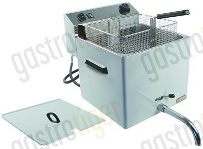 Professionelle Fritteuse Behälter 10l 8100W