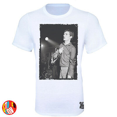 Joy Division - Ian Curtis (rare image) 1979 Bowdon Vale Youth Club T-Shirt #jd1