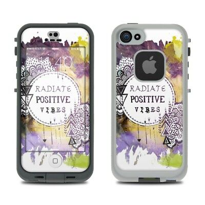 Skin Kit for LifeProof FRE iPhone 5S - Radiate - Sticker Decal