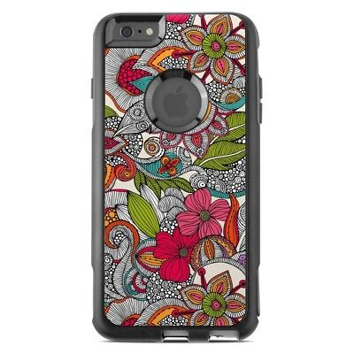 Skin for Otterbox Commuter iPhone 6 Plus - Doodles Color - Sticker