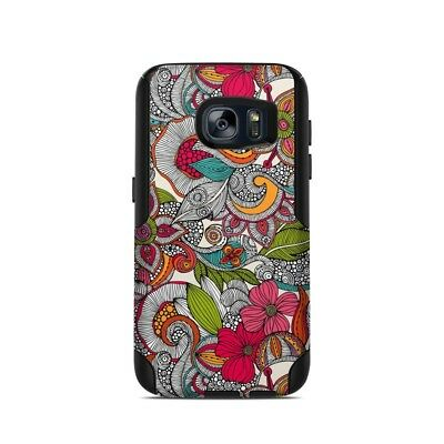 Skin for Otterbox Commuter Galaxy S7 - Doodles Color - Sticker