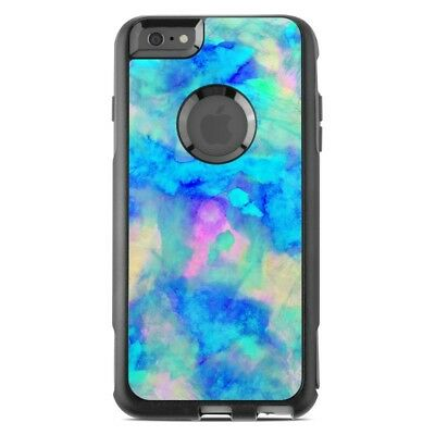 Skin for Otterbox Commuter iPhone 6 Plus - Electrify Ice Blue - Sticker