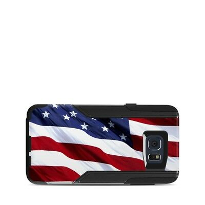 Skin for Otterbox Commuter Galaxy Note 5 - Patriotic by Flags - Sticker