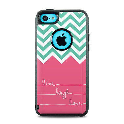 Skin for Otterbox iPhone 5C - Live Laugh Love by Brooke Boothe - Sticker Decal
