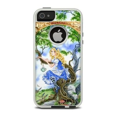 Skin for Otterbox iPhone 5/5S - Alice's Tea Time - Sticker Decal