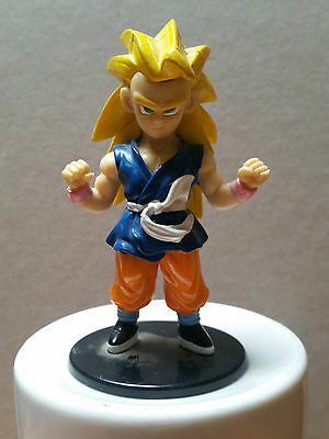 Figurine Atlas : Dragon Ball GT : San Goku Super Guerrier 3