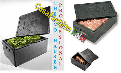 Box Contenitore Gn 1/1 Gastronorm Isotermico Catering Prof Qualita' Tedesca