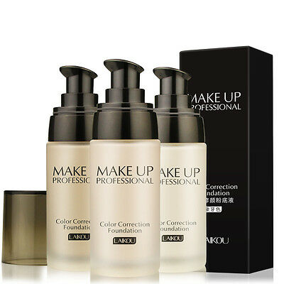 40ml Whitening Concealer Smooth Facial Makeup Cosmetic Face Liquid Foundation
