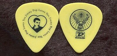 BLOODHOUND GANG 2005 Fine Tour Guitar Pick!!! JIMMY POP custom concert stage