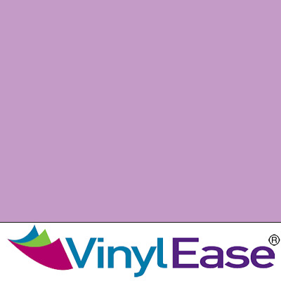 One 12 inch x 40ft Roll Glossy Lilac Permanent Craft and Sign Vinyl V0438