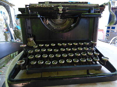 machine à écrire Remington n 12 vintage typewriter decor loft