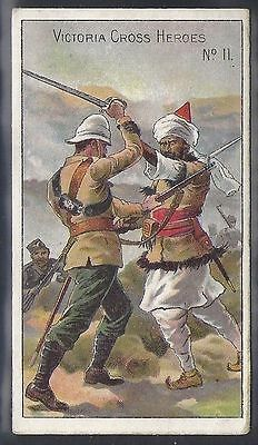 Taddy-Victoria Cross Heroes Vc V.c-#11- Quality Card!!!
