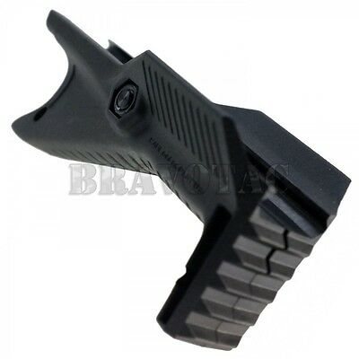 Strike Industries Cobra Grip Tactical Angled Foregrip Picatinny 5.56/223 - Black