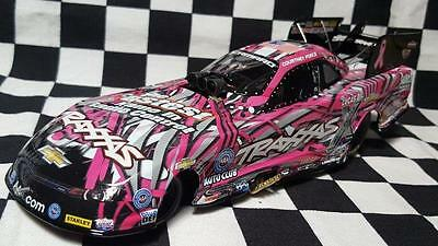 2015 Courtney Force Pink Traxxas 1/24th Chevrolet Camaro NHRA Funny Car