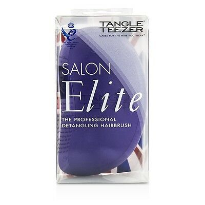Tangle Teezer Salon Elite Professional Detangling Hair Brush - # Purple 1pc Mens