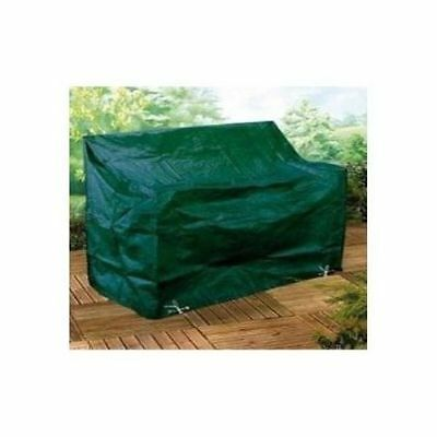 Heavy Duty 2M 4 Seater Bench Cover Garden Furniture Waterproof Protection 6FT