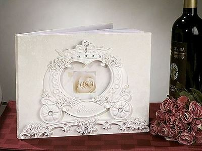 Fairy tale Theme Wedding Guest Books