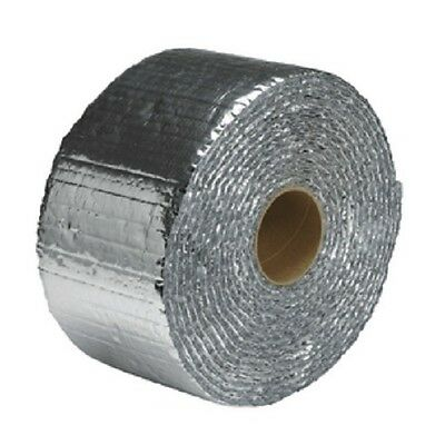 Low-E foam Core Reflective Insulation 4-Inch by 25-Feet Spiral Pipe Duct Wrap