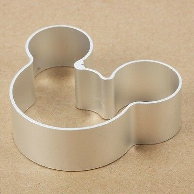 Mickey Mouse Cutter for Sugarcraft Cake Decorating Cookies Pastry Mold Baking