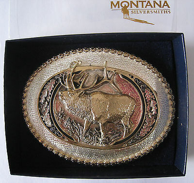 Boucle De Ceinture Cerf - Chasse - Indien - Western - Country - Line Dancing 96a4ce13978