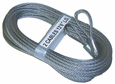Ideal Security Inc. SK7112 Garage Door Extension Cable Galvanized