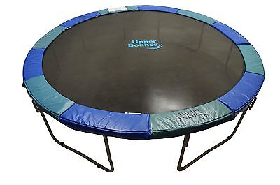 Upper Bounce 12-Feet Super Trampoline Safety Pad Spring Cover Fits for 12-Fee...