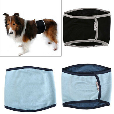 Pet Belly Wrap Band Male Dog Diaper Nappy Pant Puppy Sanitary Underwear