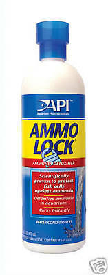 API Ammo Lock 473ml AmmoLock Aquarium Ammonia Remover