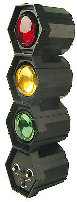 3 Pod Traffic Disco Light with Sound Control
