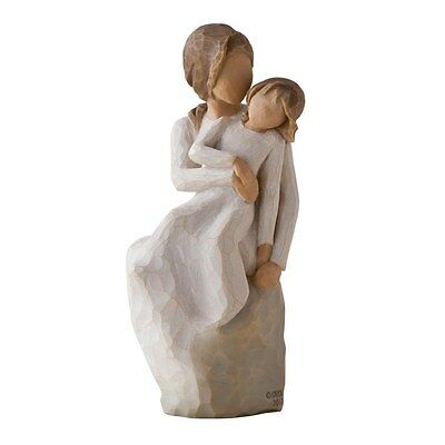 Willow Tree Mother Daughter Figurine 27270 in Branded Gift Box