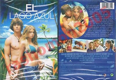 Dvd Blue Lagoon 3 The Awakening 2012 Indiana Evans Denise