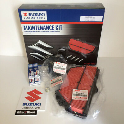 Suzuki Genuine Service Maintenance Kit - GSXR600/750 K6-K7 (2006-2007) - 16500-0