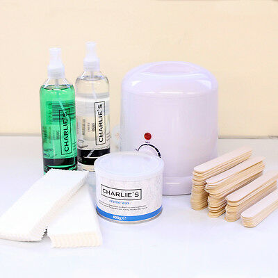 Professional Waxing Starter 6 Piece Value Kit