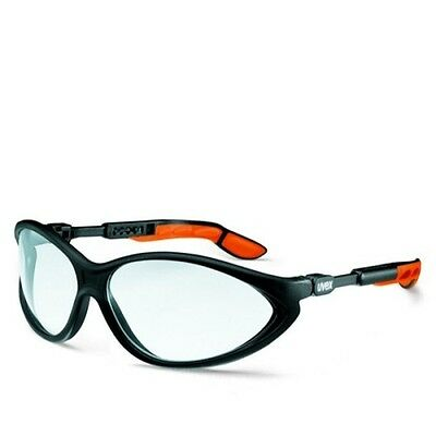 UVEX Cybric CLEAR Super VISION Sports Cycling / Safety Glasses / Spectacles