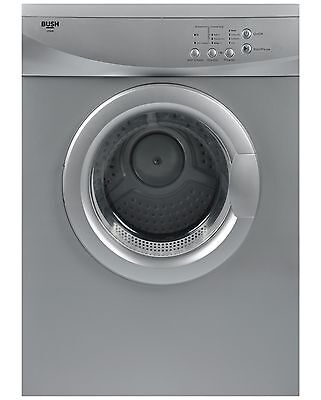 Bush V7SDS Vented Tumble Dryer - Silver. From the Official Argos Shop on ebay