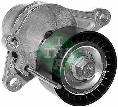 VAUXHALL VIVARO 2.0D Auxilliary Belt Tensioner 06 to 14 534028110 Drive V-Ribbed