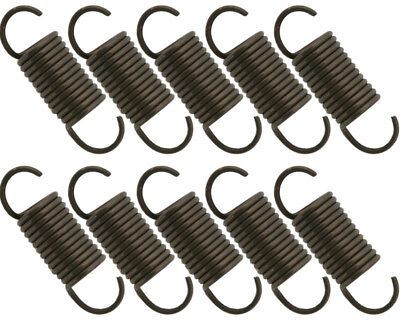 High Tension Exhaust Springs 42mm x 10 UK KART STORE