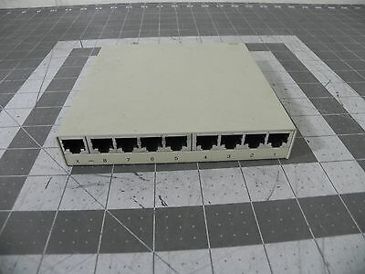 ADDTRON  8 Port Network Hub