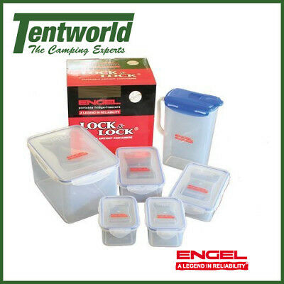 Engel Lock & Lock Discovery - 6 Piece Container Set