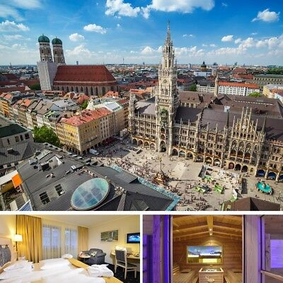 3 tage m nchen st dtereise 4 best western plus hotel erb mit bavaria filmstadt eur 258 00. Black Bedroom Furniture Sets. Home Design Ideas